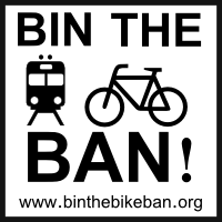 Bin the bike ban!